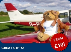 Are you searching for that perfect present for him or her? Why not choose from our superb range of aviation gifts!