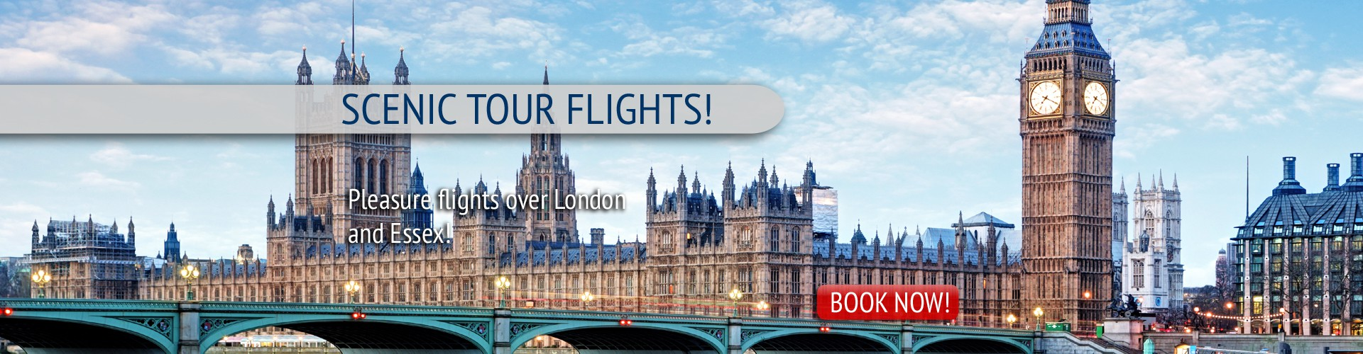 Welcome to Flying Presents - Gift Experiences, London, England